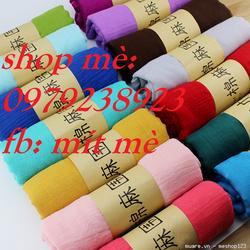 chuyên cung cấp các loại khăn len,đũi,dạ,khăn cuộn,khăn Hm,găng,mũ.