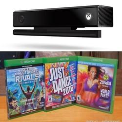 KINECT v2 cho Xbox One vs GAMEs