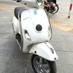 Bán Vespa LX 125ie Châu âu 2011 btp 29K 095.68 xe italia nguyên chiếc gđ bán 42 triệu cho.