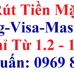 rut tien mat the tin dung, rut tien mat the visa