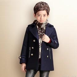 Áo khoác dạ cho bé trai, bé gái hàng chất lượng cao