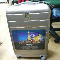 Bán vali kéo AISEN quà tặng của SONY