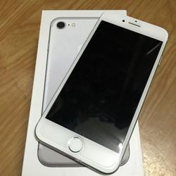 Bán Iphone 7 Silver 32gb Còn Bảo Hành 1 Đổi 1 FPT Đến T9 2017, Fullbox đẹp 99,9%