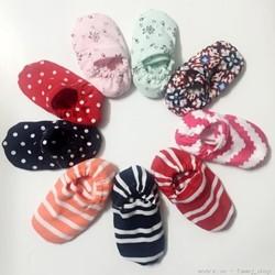 Sỉ lẻ số lượng lớn giầy vải cotton cho bé Hàng Xuất Xưởng