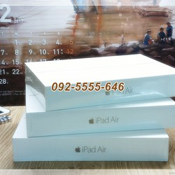 iPad Air 2 128gb Wifi 4G gold mới 100% nguyên seal chưa kích hoạt cần bán hoặc giao lưu