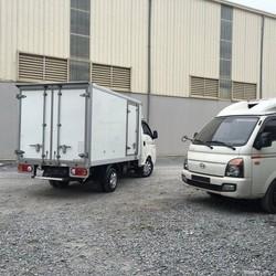 Hyundai porter 1 tấn đông lạnh