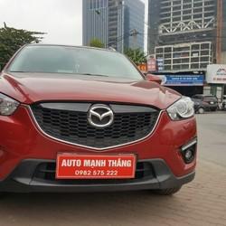Bán xe Mazda CX5 màu đỏ sx 2015