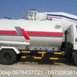 Xe tải chở xăng dầu Hyundai HD700 Đồng Vàng 6,3 tấn