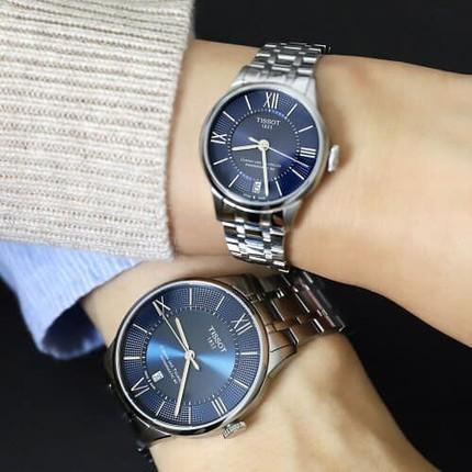 Đồng hồ nam Nữ cao cấp giá rẻ nhất ! freesip TQ - 41